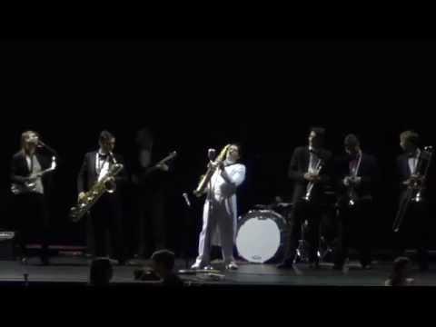 Kamrin Ortiz and 3:15 Jazz Band        Love Machine