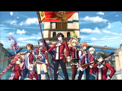 The Legend of Heroes: Trails of Cold Steel - Story Trailer (EU - English)