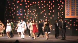 A night to remember - 1,2,3 High school musical