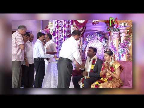 Haritha With Jagadhesh Reception Song Promo (akasam Ammayaithe Song)