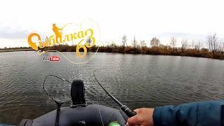 Ловля Щуки в октябре 2019 Рыбалка на спиннинг осенью