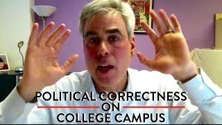 Political Correctness on College Campuses (Jonathan Haidt Interview Part 1)