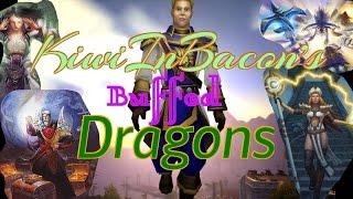HearthPWN D3CK Spotl!ght: KiwiInBacon's Buffed Dragons - Top 250 Legend - [S24]