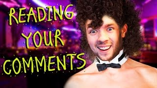 MY STRIPPER NAME | Reading Your Comments #58