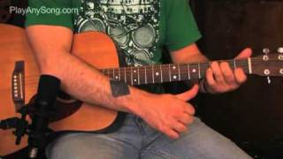 My Name is Jonas - How to Play My Name is Jonas by Weezer on Guitar