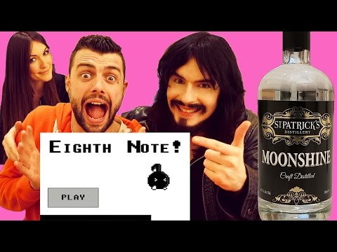 Irish People Try 'St. Patricks Moonshine' & 'DON'T STOP EIGHTH NOTE'