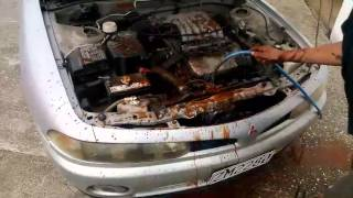 What happens when you dont change the coolant in a car.... EVER!