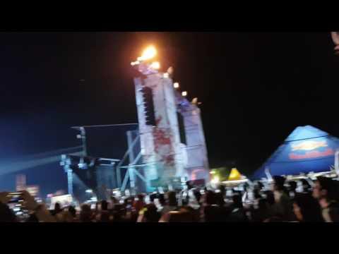 Falco Tribute - Rock Me Amadeus Donauinselfest 2017
