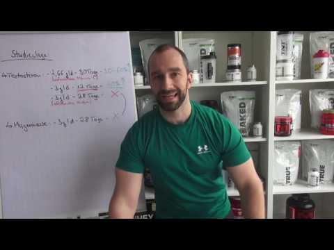Was kann: D-Asparaginsäure - Testosteron Booster?