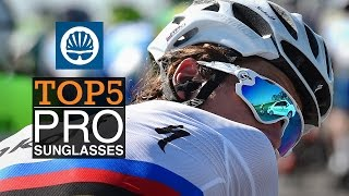 Top 5 - Pro Cycling Sunglasses