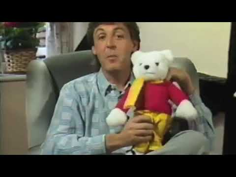 I remember this episode of Rupert the Bear