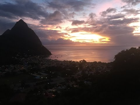 St Lucia, Dominica and Martinique - Explore 2016