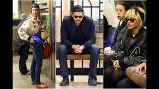 Знаменитости в метро.