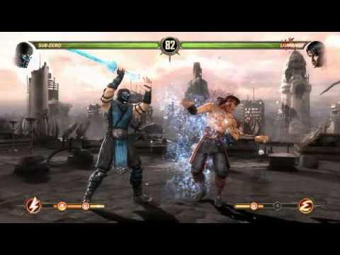 Mortal Kombat Komplete Edition PC , Gameplay + Download