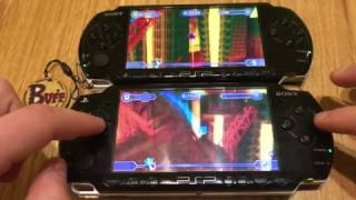 HOW TO PLAY MULTIPLAYER Sonic Rivals 2 ( PSP ) WIFI. 4K