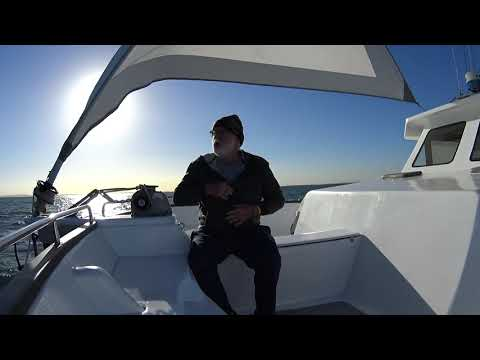 Cruising Into Retirement Episode 4 Brisbane River To Caboolture River