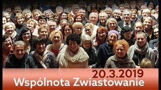Spotkanie modlitewne wspólnoty Zwiastowanie - 20.3.2019 - Na żywo