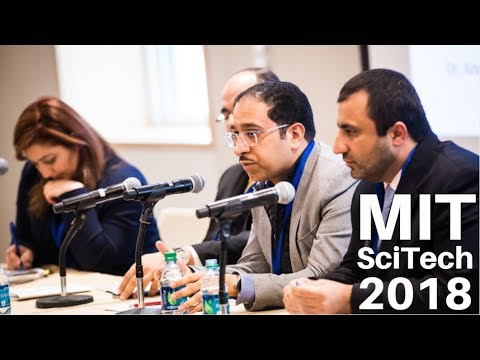Panel 2 | Collaborative Technologies  Bridging the Gap | MIT Science & Technology Conference 2018