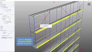 ProtaDetails Tasarım Kütüphanesi - Çelik İskele Hesap ve Detay Çizimleri