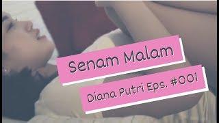 Senam Malam Agar Tidur Lebih Nyenyak Bareng Diana Putri - Eps #001 Popular Magazine