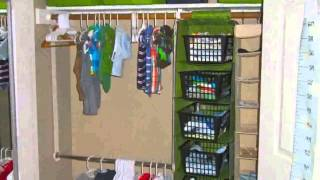 Closet Nursery Ideas -  Design Ideas