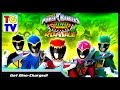 Power Rangers Dino Charge Rumble Game