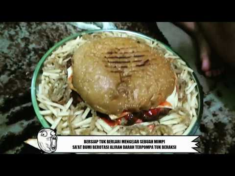 GINGGA BURGER - KAMI ADA (UNOFFICIAL VIDEO CLIP + LYRICS MELODIC POP PUNK)