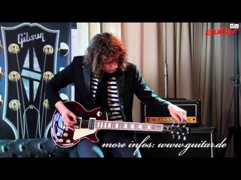 Guitar-Workshop: Dan Hawkins/The Darkness