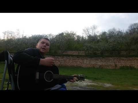 красивая песня под гитару про Алену на поющих терассах