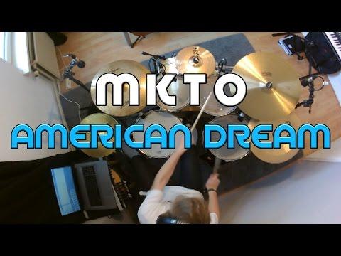 American Dream - Drum Cover - MKTO