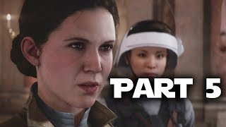 Star Wars Battlefront 2 Gameplay Walkthrough Part 5 - NABOO (Single Player Campaign)