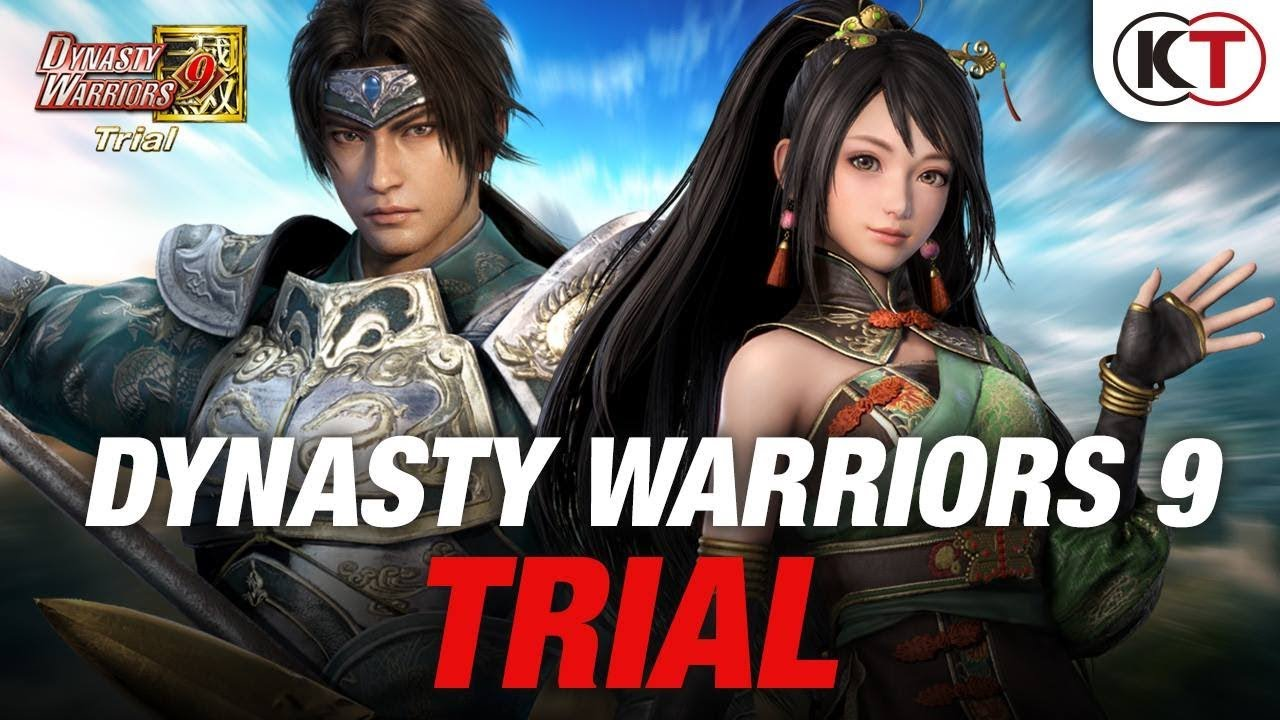 Dynasty Warriors 9 Trial Mode Highlight Youtube