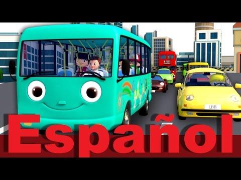 Las ruedas del autobús | Parte 10 | Canciones infantiles | LittleBabyBum