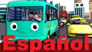 Las ruedas del autobús - Parte 10 | Canciones infantiles | LittleBabyBum