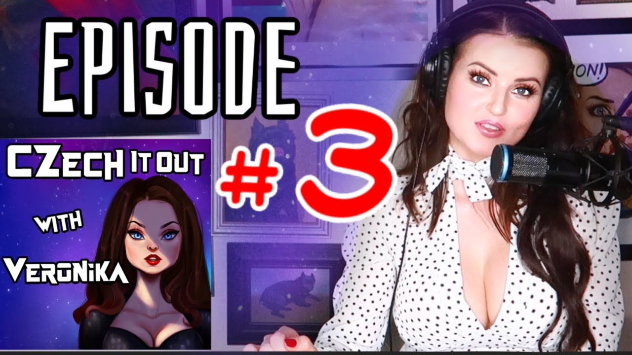 Podcast sex talks | Is marriage dead | dating in 2020 be like.. 🎧 'CZech It Out with Veronika'