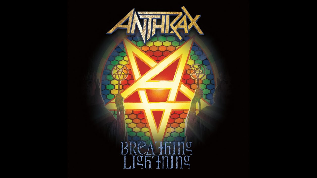 Anthrax  Breathing Lightning Lyric Video HD OFFICIAL