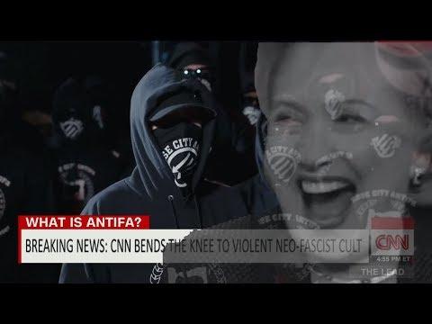Gateway Pundit Claims Hillary is Funding Antifa, Offers Pitiful Evidence
