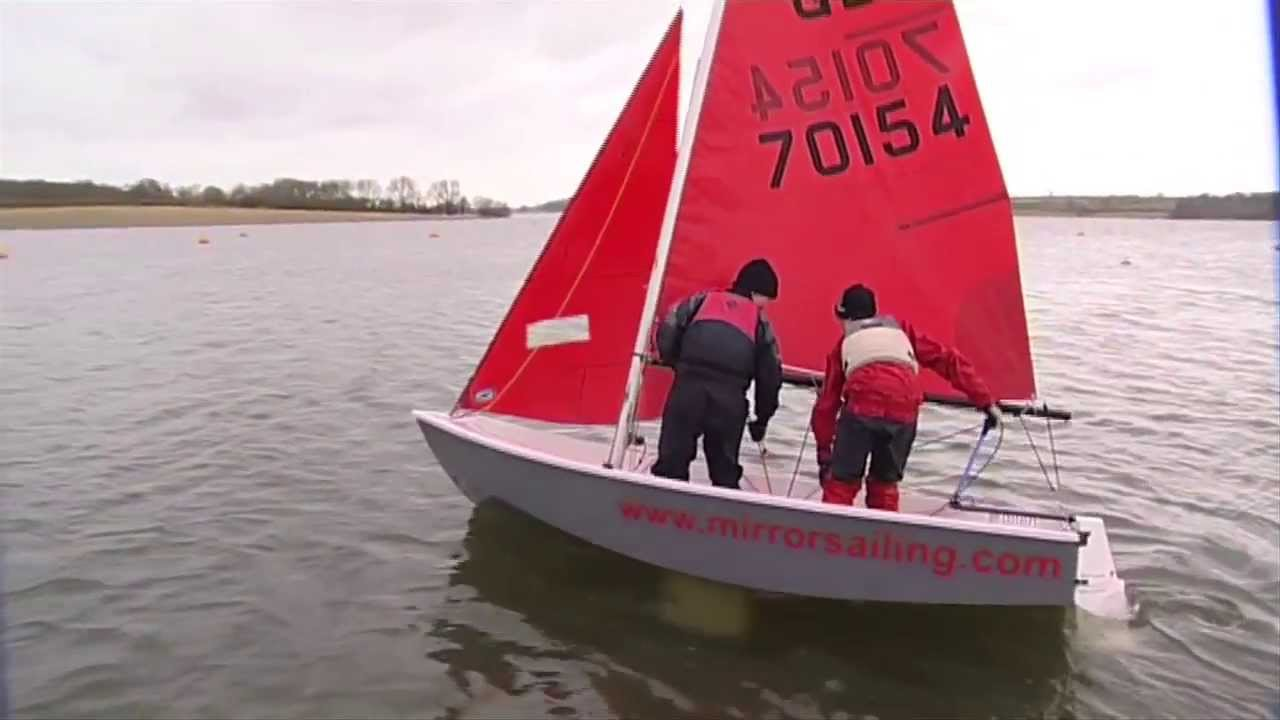 mirror sailing top tips with double olympic gold medallist shirley robertson [ 1280 x 720 Pixel ]