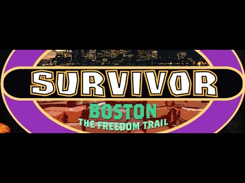 "Survivor Boston: The Freedom Trail - Episode 1 - ""Zoo-Wee-Mama"""