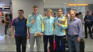 Сборная Украины по дзюдо завоевала 7 лицензий на Олимпийские игры в Рио-де-Жанейро