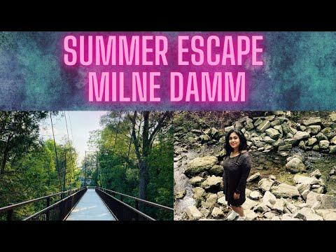 Lockdown Escape | Beautiful Ontario Ep-1 | Milne Dam, Markham, Ontario