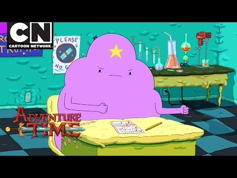 Adventure Time | The Essential Lump | Cartoon Network