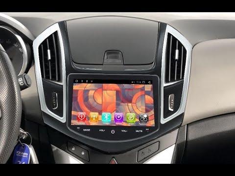 Штатная магнитола Chevrolet Cruze (2013+) Android ZOY-VCR