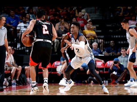 Full Highlights: Portland Trail Blazers vs Memphis Grizzlies, MGM Resorts NBA Summer League