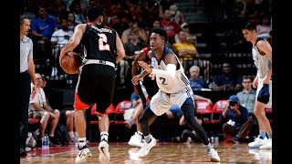 Full Highlights: Portland Trail Blazers vs Memphis Grizzlies, MGM Resorts NBA Summer League
