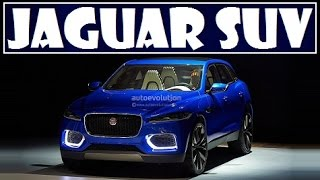 Jaguar C-X17 Concept-2016 Jaguar F-Pace, will debut at IAA 2015 in September