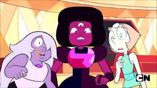 Steven Universe - The Gems Save Steven (Clip) Bubbled