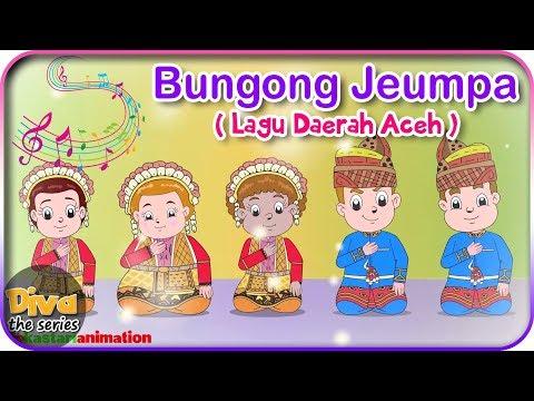 Bungong Jeumpa (Bunga Cempaka) | Diva Bernyanyi | Diva The Series Official