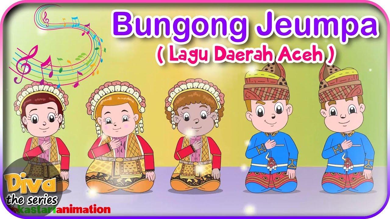 Bungong Jeumpa Bunga Cempaka Diva Bernyanyi Diva The Series