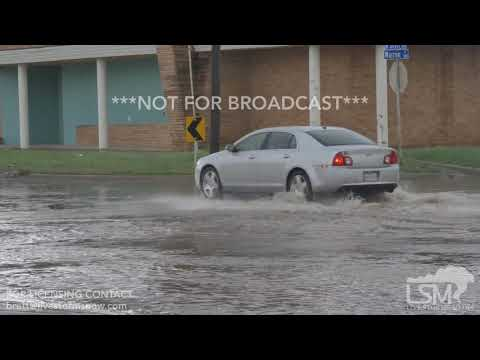 03-26-18 Wichita Falls, TX - Flooding and Torrential Rain
